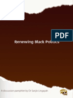 Renewing Black Politics