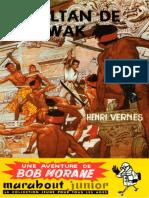 Le Sultan de Jarawak - Vernes,Henri