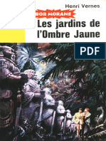 Les Jardins de l'Ombre Jaune - Vernes,Henri