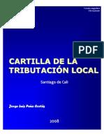 Cartilla Tributacion Local