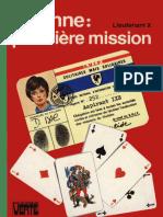 Premiere Mission - Lieutenant X