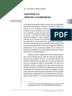 Juan Paulo 2 Lider