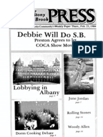 The Stony Brook Press - Volume 5, Issue 17