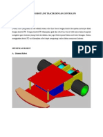 Desain Mobile Robot