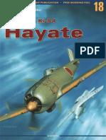 Kagero Monografie 18 Nakajima Ki-84 Hayate