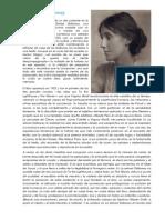 La Señora Dalloway - Prologo de Vargas Llosa