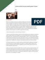 La Sorpresa de La Democracia Es Que Puede Ganar El Peor - Entrevista Con Juan Villoro