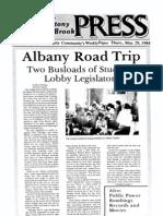 The Stony Brook Press - Volume 5, Issue 21