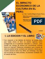 Sesion 12 El Impacto Economico de La Cultura en El Peru