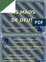AS MÃOS DE DEUS