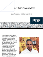 Architect Eric Owen Moss