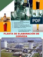 Presentacion Cerveza 2013