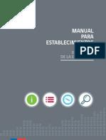 Manual Para Establecimientos