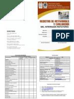 Instrumentos de Evaluacion Para Internos