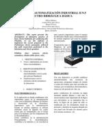 Informe 5 Electro Hidraulica Basica