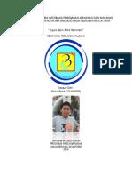 Perancangan Sistem Informasi Pemesanan Makanan Dan Minuman  (E-Menu) Berbasis Platform Android Pada Restoran Moca Cafe