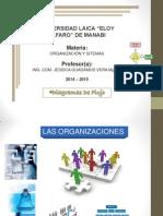 Clase 1 Organización y Sistemas Administrativos