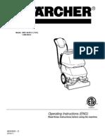 BRC 46-38 C Service Manual - Parts List (6)
