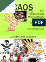 7  trabajo colaborativo caos- derecho de autor