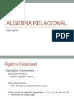 07-Álgebra Relacional
