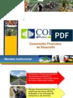 Presentacion COFIDE