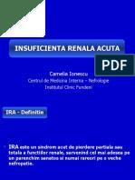 Insuficienta Renala Acuta