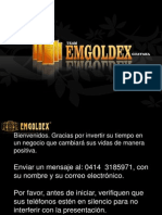 Emgoldex Team Emgoldex Guayana 18-12-2013