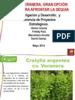 Cratylia - Mayo 2014