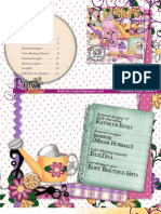 Digital Scrapbooking Newsletter