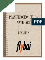 60073planificacion de La Navegacion