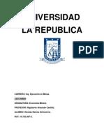 Certamen Economia Minera Nicolas Ramos