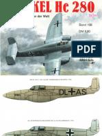 Waffen Arsenal - Band 108 - Heinkel He 280 - Der erste Düsenjäger der Welt