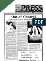 The Stony Brook Press - Volume 6, Issue 6