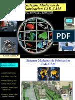 Sistemas Modernos de Fabricacion Cad Cam