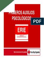 4-Primeros Auxilios Psicologicos Presentacion