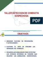 Conferencia Deteccion y Lenguaje No Verbal