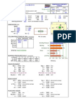 PAD FOUNDATION DESIGN to BS 81101997.xls