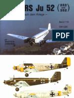 Waffen Arsenal - Band 110 - Ju 52 (252 und 352) vor, im und nach dem Krieg
