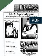 The Stony Brook Press - Volume 6, Issue 12