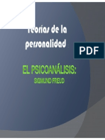 PPt Sigmund Freud