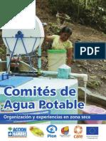 Comités de Agua Potable -Organización y experiencias