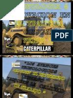 Curso Tecnologia Innovacion Tractor Oruga Serie t Caterpillar