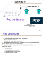 Tema2 - Red Jerarquica