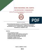 Proyecto de Investigacion de Metodos y Tecnicas