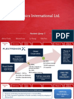 Flextronics International_acad Grp