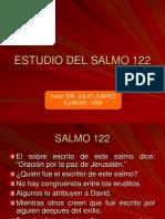 Estudio Del Salmo 122