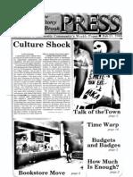 The Stony Brook Press - Volume 6, Issue 18
