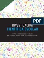 Investigación Científica Escolar