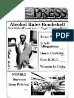 The Stony Brook Press - Volume 6, Issue 22