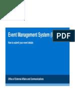 Ems Presentation Csf 2014
